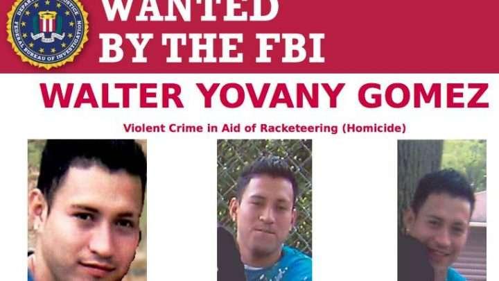 Uno de los 10 más buscados por el FBI podría estar en Maryland