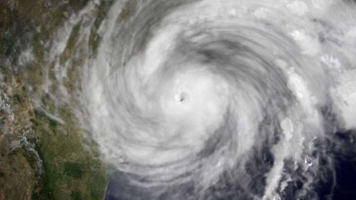 Una comparación de los huracanes más fuertes durante la historia