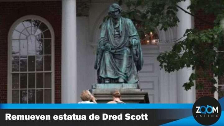 Remueven estatua confederada en Annapolis