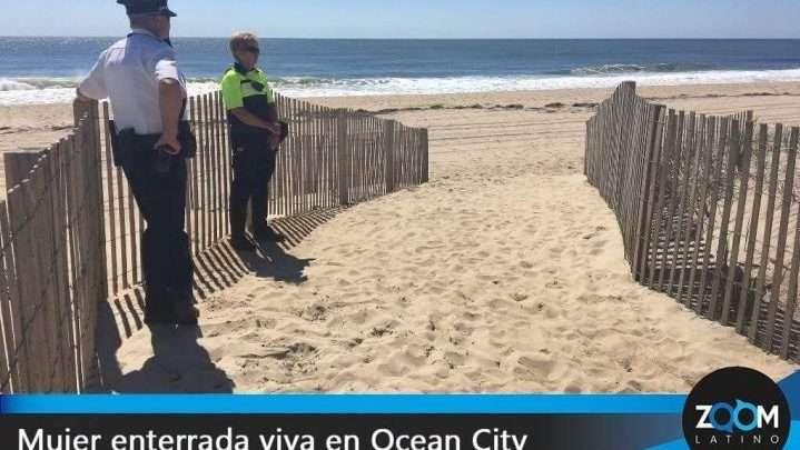 Se esclarece causa de la muerte de mujer enterrada viva en Ocean City
