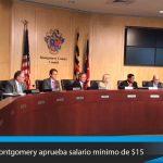 Aprueban salario mínimo de $15 en el Condado de Montgomery