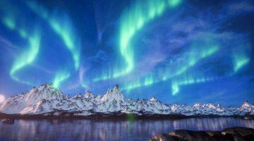Los mejores hoteles para disfrutar de la auroa boreal