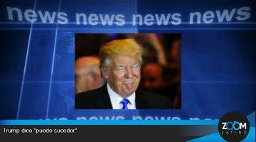 ¿Trump confirma el cierre de gobierno?
