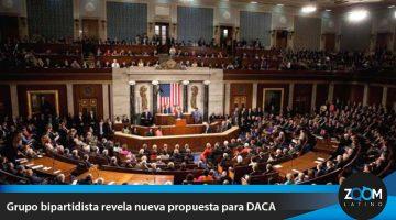 Grupo bipartidista revela nueva propuesta para DACA