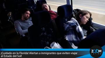 ¡Cuidado en la Florida! Alertan a inmigrantes que eviten viajar al Estado del Sol!