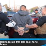 ICE arrestó a 89 inmigrantes en un operativo de tres días en el norte de Texas y Oklahoma