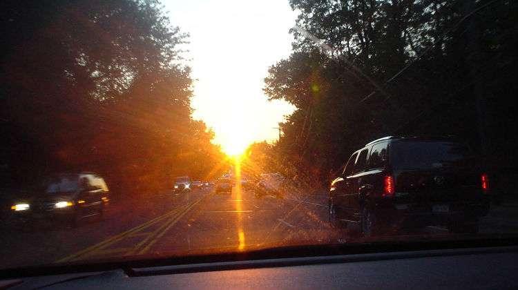 Cambio al horario de verano podría aumentar los accidentes de tránsito