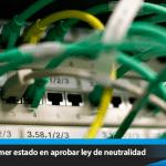 Washington, primer estado en aprobar ley de neutralidad de la red