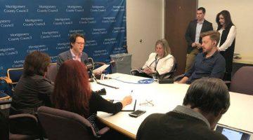 El condado de Montgomery ofrecería ayuda legal para enfrentar la deportación