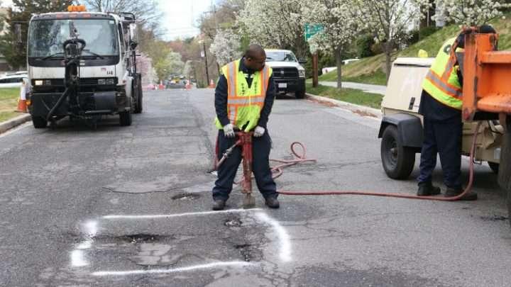 Potholepalooza llega con una estrategia más agresiva para reparar daños en las vías