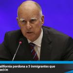 Trump critica al gobernador de California por perdón a 5 inmigrantes que enfrentan deportación