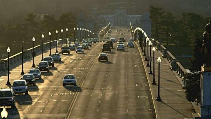 Cierres por reparaciones en el Arlington Memorial Bridge podrían causar tráfico lento