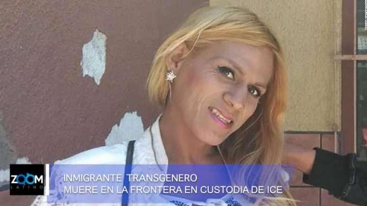 Inmigrante transgénero fallece tras permanecer en custodia de ICE