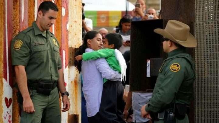 Padres que ingresen ilegalmente al país serán detenidos y separados de sus hijos