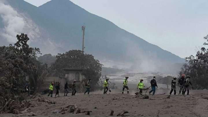¿Cómo ayudar a las víctimas de la tragedia por erupción del volcán en Guatemala?