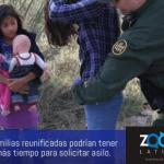 Juez Federal frena deportaciones de familias reunificadas