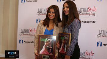 """Empresarias Latinas reciben el premio """"Emprendedoras del Año"""" de la Capital"""