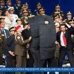 Detienen a sospechosos del ataque al presidente Venezolano Nicolás Maduro