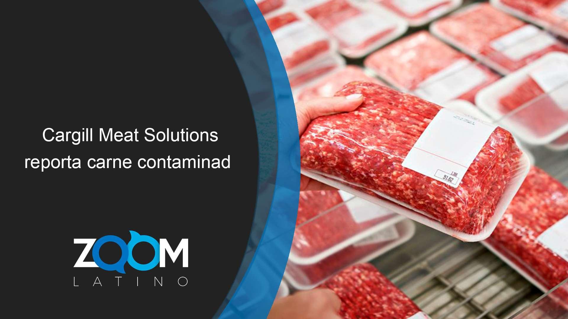 Se retiran 132,606 libras de carne contaminada