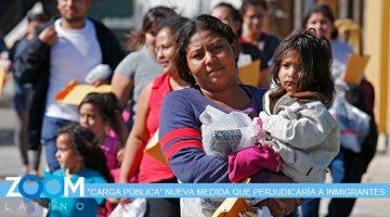 ORGANIZACIÓN TRATA DE EVITAR PROPUESTA CONTRA INMIGRANTES CONSIDERADOS CARGA PÚBLICA