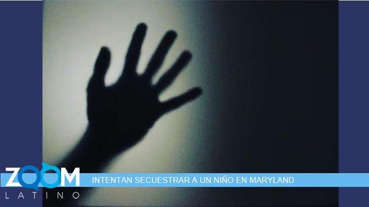 POLICIA INVESTIGA INTENTO DE SECUESTRO A UN NIÑO DE 8 AÑOS EN MARYLAND