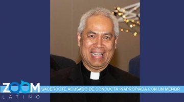 LA ARQUIDIOCESIS  DE ARLINGTON INVESTIGA ACUSACIONES QUE INVOLUCRAN A UN CLÉRIGO