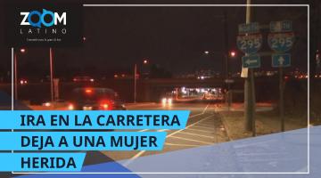 MUJER RESULTA HERIDA MIENTRAS MANEJABA POR CARRETERA DEL ÁREA
