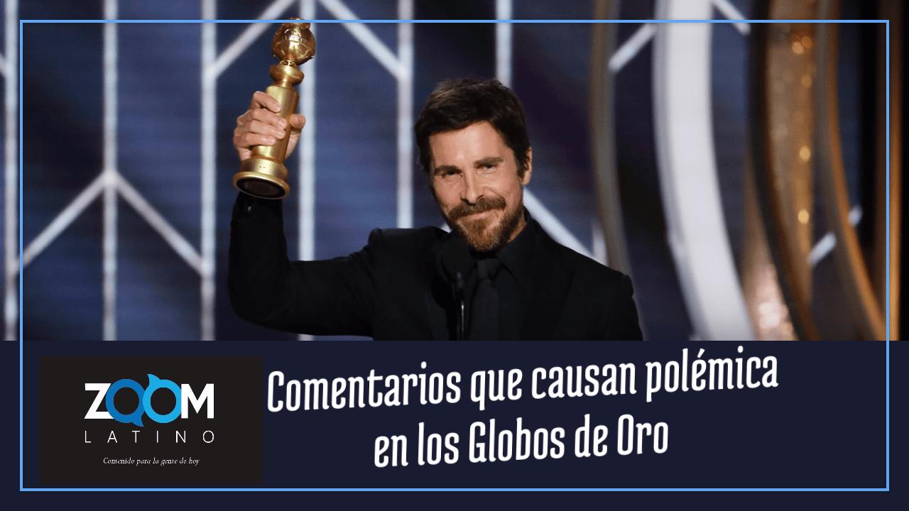 """COMPARAN A EX VICE PRESIDENTE CON """"SATAN"""" EN LOS GLOBOS DE ORO"""