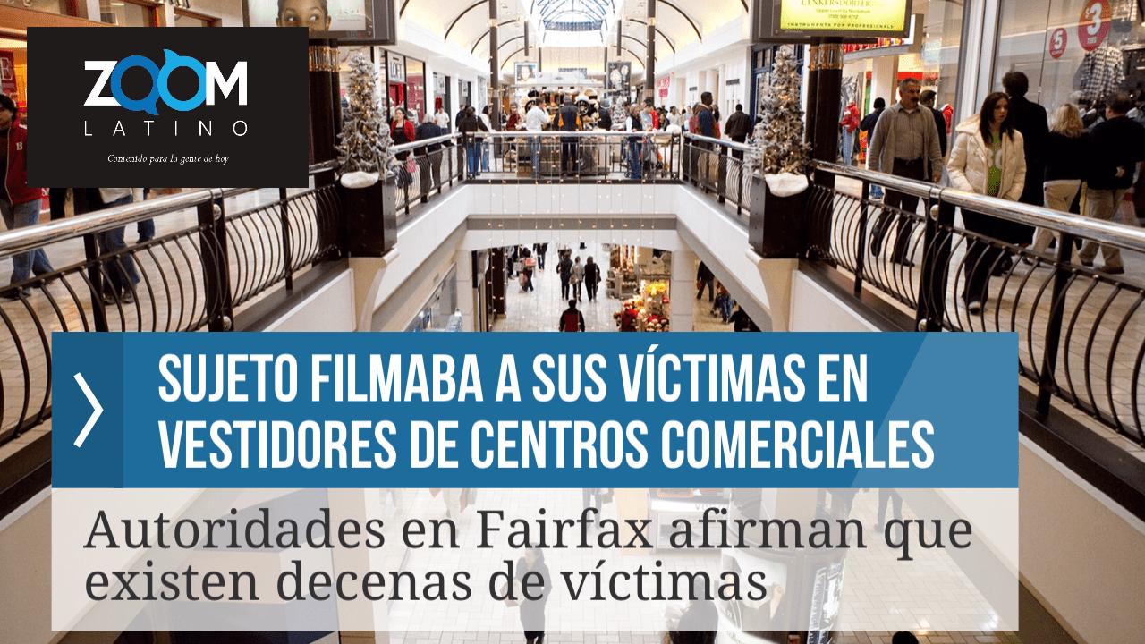 LA POLICIA DICE QUE MÁS DE 60 MUJERES FUERON FILMADAS EN VESTIDORES