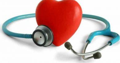 Febrero mes de la concientización  de las enfermedades del corazón.