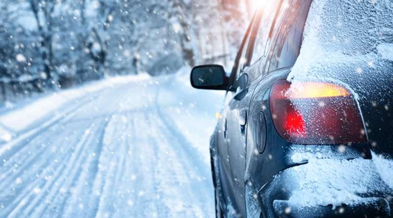 DC, Maryland, Virginia se encuentran entre los peores conductores en lluvia y nieve.