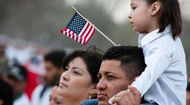 10 años de inmigración podría cancelar la deportación.