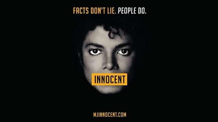 """Todos los anuncios con el mensaje """"Michael Jackson inocente"""" serán retirados de los buses de Londres."""