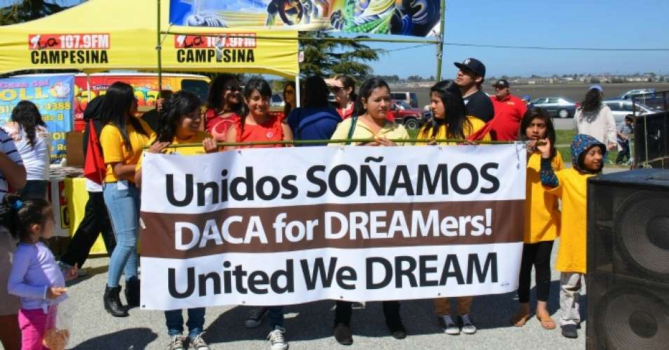Los grupos religiosos se movilizan para apoyar a los soñadores, TPS y DED en previsión de Dream & Promise Act