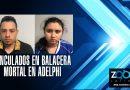 Cae una pareja de latinos vinculados a balacera mortal en Adelphi.