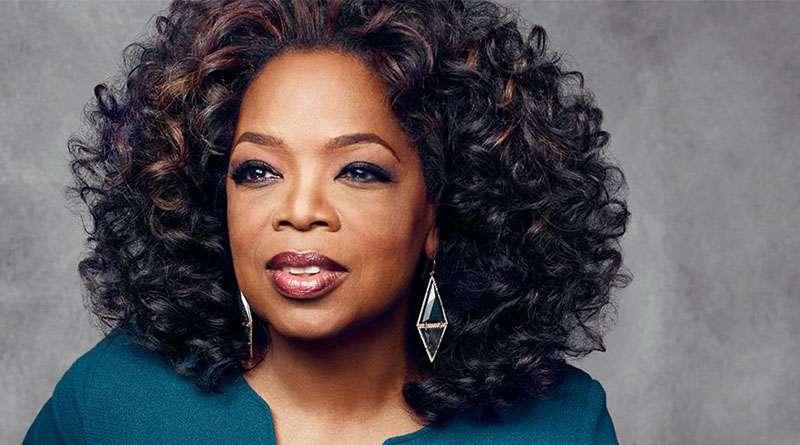 Oprah Winfrey hace millonario donativo para recuperación de Puerto Rico.
