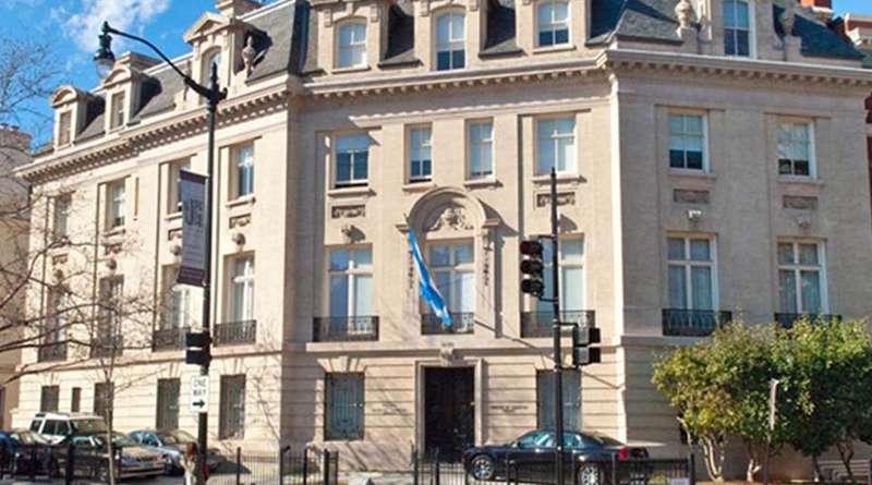 Embajada Argentina ya hace gestiones para los comicios nacionales de este año.