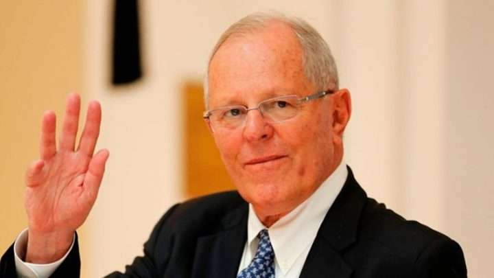 Juez ordena arresto preliminar de ex presidente de Perú.