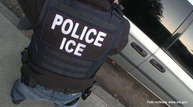 ICE hace más de 100 arrestos en Nueva Jersey.