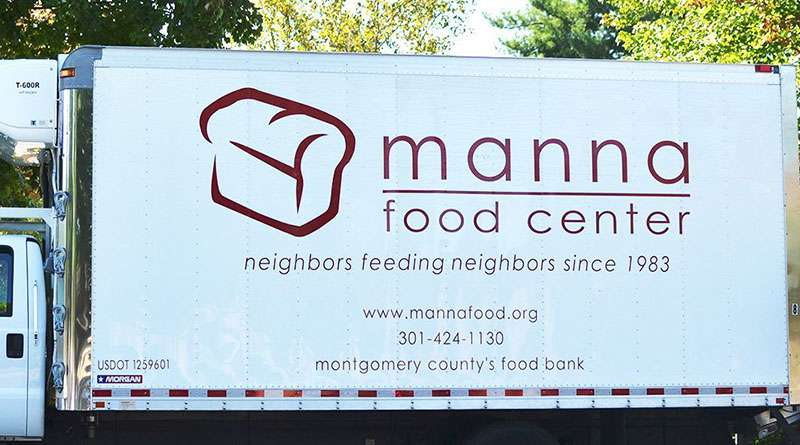 Abren nuevo centro de programa de alimentos en Gaithersburg.