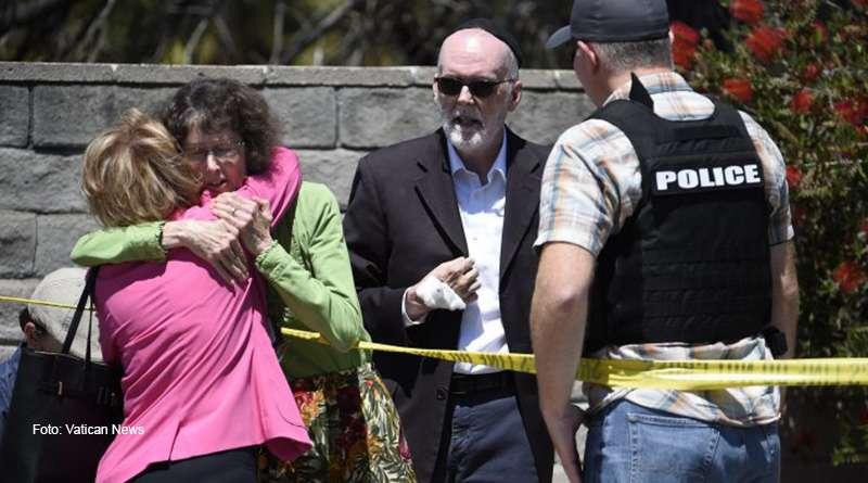 Surgen nuevos detalles sobre tiroteo fatal en sinagoga de California.