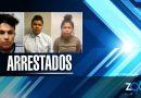 Arrestan a tres jóvenes por asesinato de una adolescente.