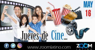 Si no tiene planes para el fin de semana, una visita al cine podría ser la opción.  Recomendaciones para esta semana.