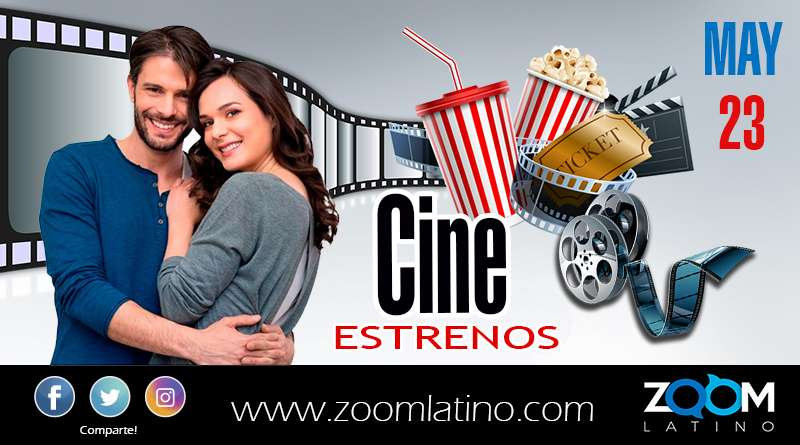 Este fin de semana feriado habrá grandes estrenos en las salas de cine de nuestra zona.