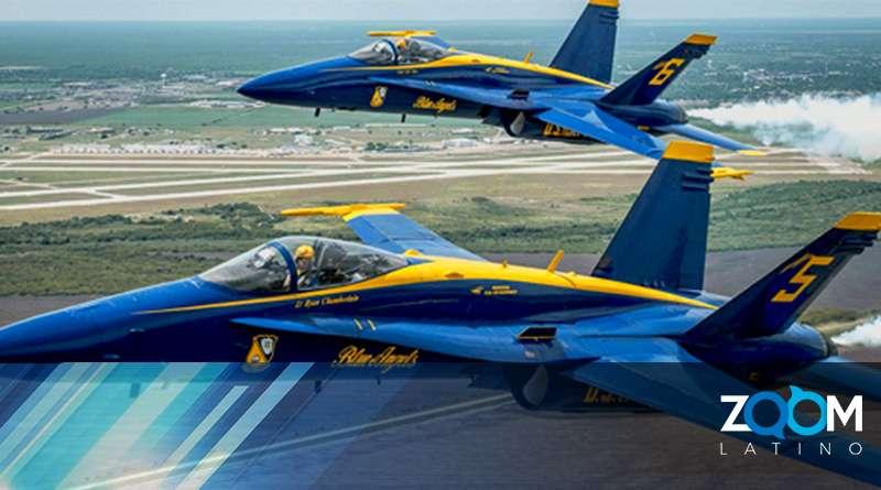 Esperado espectáculo aéreo este fin de semana en Maryland.