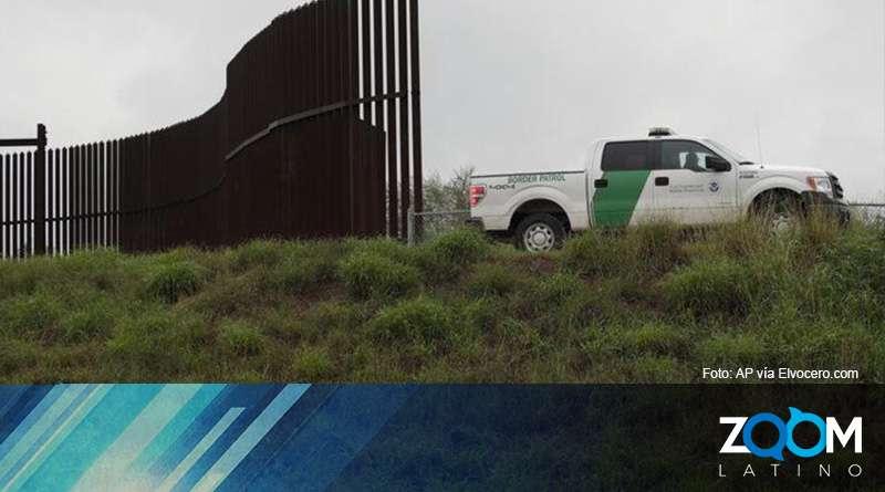 Pentágono desvía $1,500 millones para muro fronterizo.