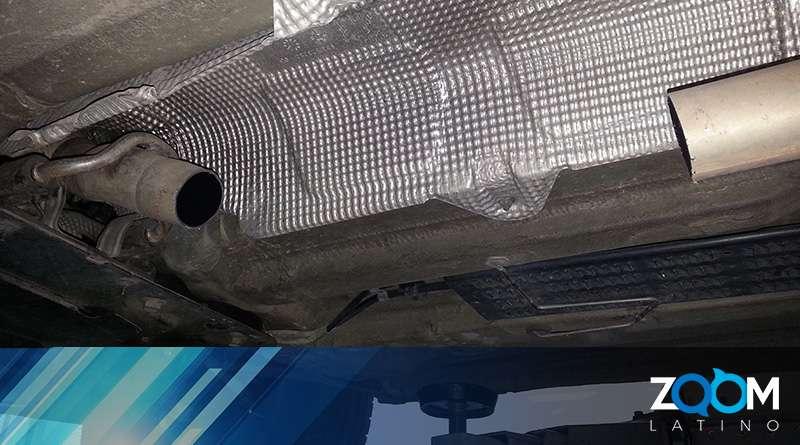 Alertan sobre alza en robos de piezas de autos en el Condado Prince William.