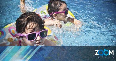 Medidas de seguridad para actividades bajo el sol y al aire libre.
