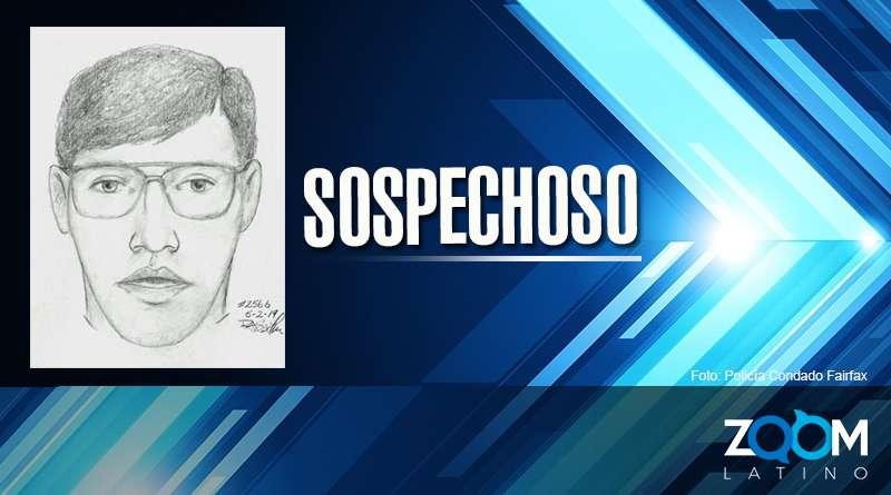 Publican retrato hablado de posible atacante en veredas de Centreville.