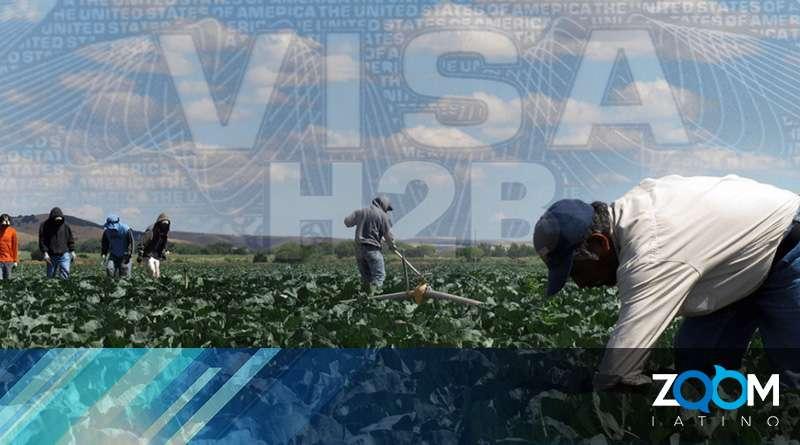 Se otorgarán 30 mil visas más para trabajadores temporales.